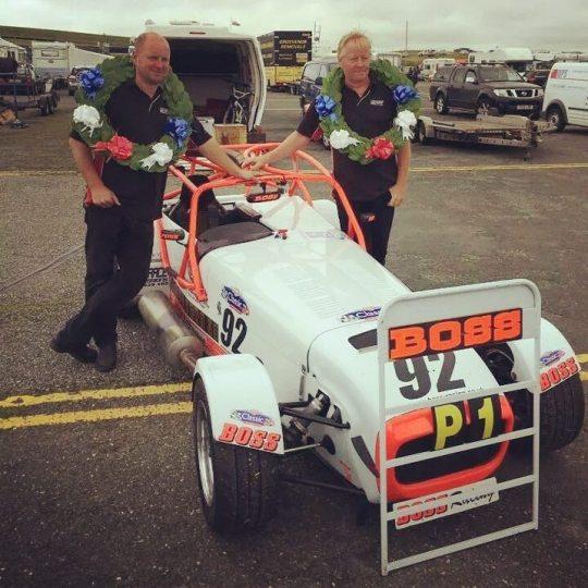 Colin Watson & Rob Singleton #92/ #91