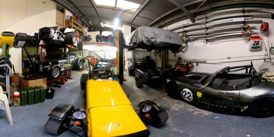 What's in your garage?
