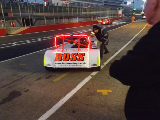 Boss Racing night race 15